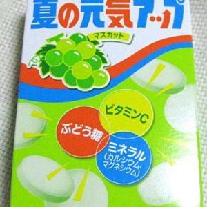 夏の元気アップ(マスカット味)
