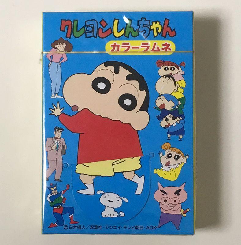 クレヨンしんちゃん カラーラムネ