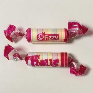 Fizzy rolls